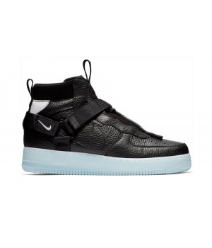 Nike Air Force 1 Utility Mid Black Blue