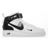 Nike Air Force 1 Utility Mid White