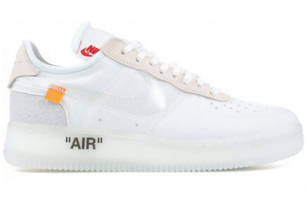 Nike Air Force 1 X Off White Ice