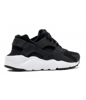Кроссовки Nike Air Huarache Black White