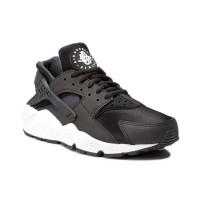 Кроссовки Nike Air Huarache Black White