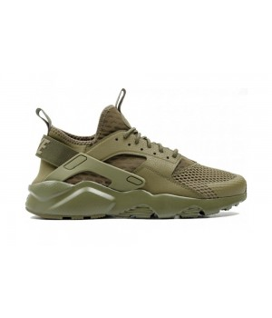 Кроссовки Nike Air Huarache Ultra Green