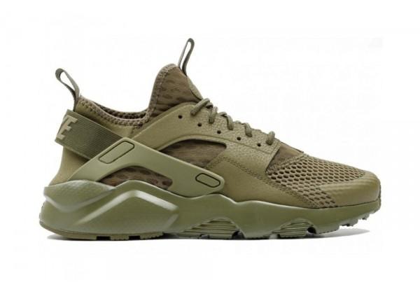Кроссовки Nike Air Huarache Ultra Green