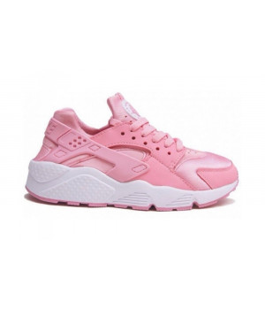 Кроссовки Air Huarache White Rose