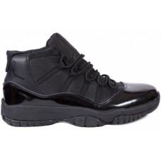 Nike кроссовки Air Jordan 11 Retro Black