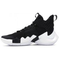 Кроссовки Air Jordan Why Not 0.2 Black White