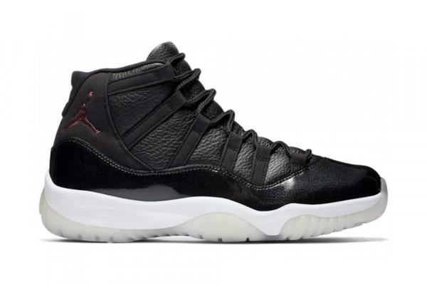 Кроссовки Air Jordan 11 Retro Black White