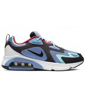 Кроссовки Nike Air Max 200 Blue Colorway