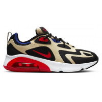 Кроссовки Nike Air Max 200 Gold Red