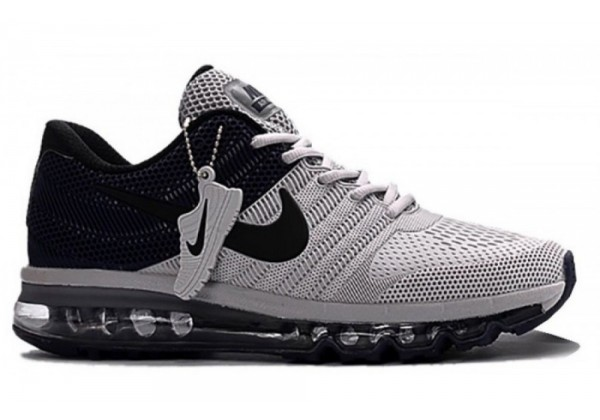 Кроссовки Nike Air Max 2017 Grey Black