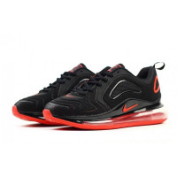Кроссовки Nike Air Max 720 Black Red