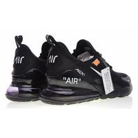 Air Max 270 X Off Black