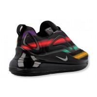 Кроссовки Nike Air Max 720 Multi Black
