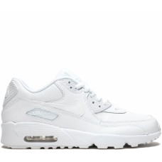 Кроссовки женские Nike Air Max 90 Leather White