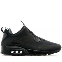 Кроссовки Nike Air Max 90 Sneakerboot Black