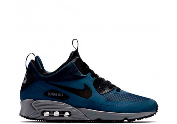 Кроссовки Nike Air Max 90 Mid Blue