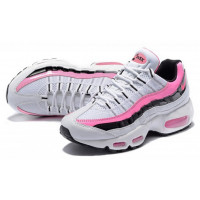 Кроссовки Nike Air Max 95 White Pink