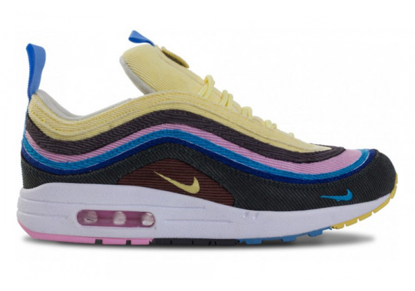 Кроссовки Nike Air Max 97 Multicolour