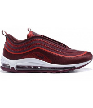 Кроссовки Nike Air Max 97 Ultra Red Summit White