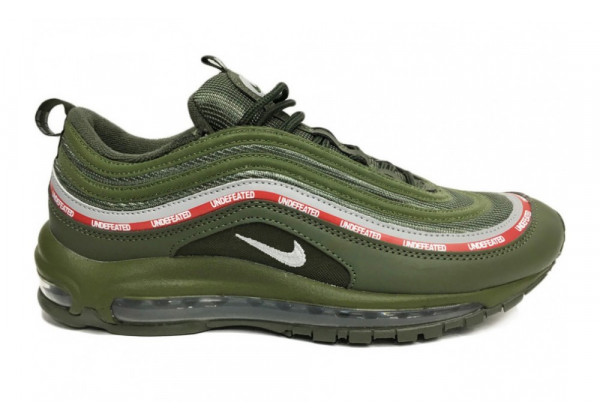 Кроссовки Nike Air Max 97 Undefeated Green