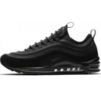 Кроссовки Nike Air Max 97 Black Suede