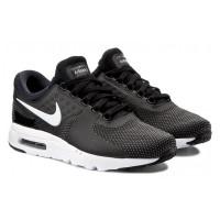 Кроссовки Nike Air Max Zero Black White