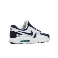 Кроссовки Nike Air Max Zero White Blue