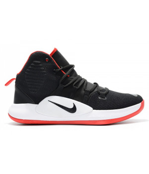 Кроссовки Nike Hyperdunk X Black White