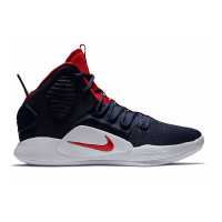 Кроссовки Nike Hyperdunk X Navy Blue White