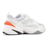 Кроссовки Nike M2K Tekno White Grey Orange