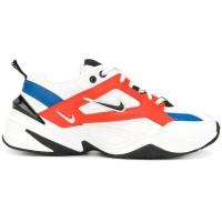 Кроссовки Nike M2K Tekno White Red Blue