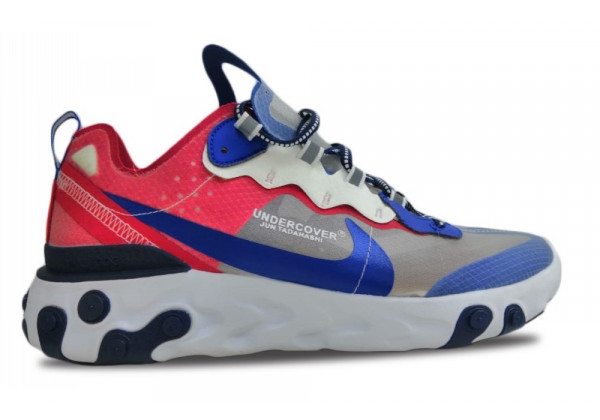 Кроссовки Nike Undercover React Blue Red
